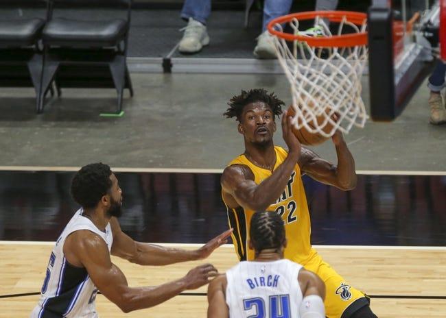 Memphis Grizzlies vs Miami Heat NBA Picks, Odds, Predictions 3/17/21
