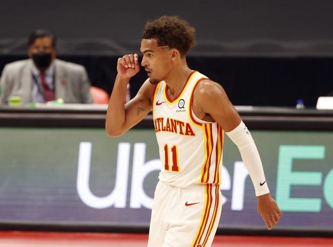 Atlanta Hawks at Houston Rockets - 3/16/21 NBA Picks and Prediction