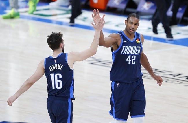 Oklahoma City Thunder vs New York Knicks NBA Picks, Odds, Predictions 3/13/21