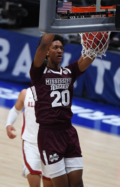 Mississippi State at Saint Louis - 3/20/21 College Basketball Picks and Prediction