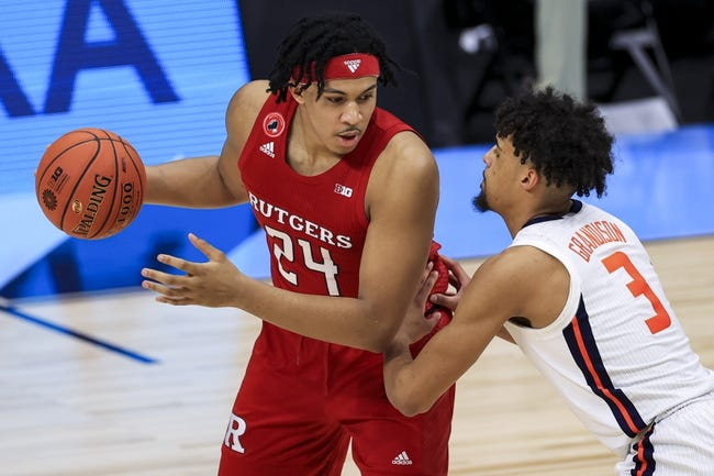 Rutgers at Clemson: 3/19/21 NCAA Tournament College Basketball Picks and Predictions