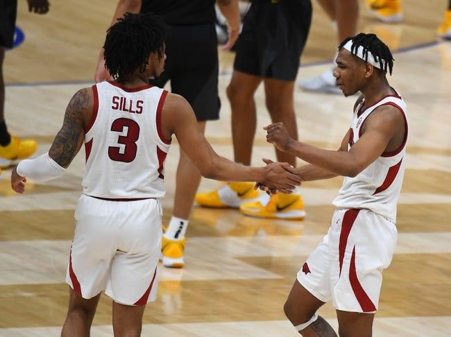 LSU at Arkansas 3/13/21 College Basketball Picks and Predictions