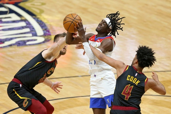 Cleveland Cavaliers vs New Orleans Pelicans NBA Picks, Odds, Predictions 4/11/21