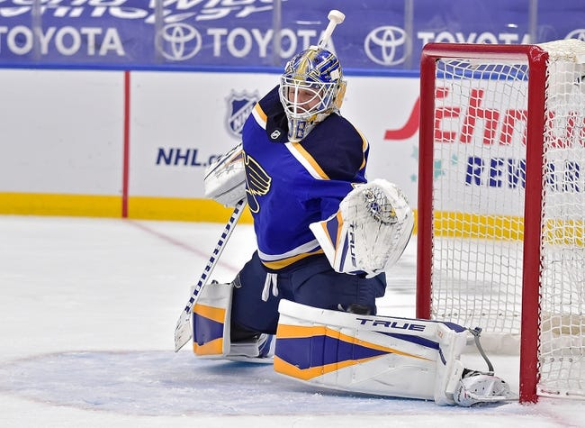St. Louis Blues vs Vegas Golden Knights NHL Picks, Odds, Predictions 3/13/21