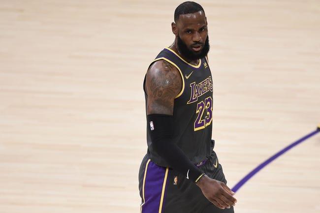Los Angeles Lakers vs Minnesota Timberwolves NBA Picks, Odds, Predictions 3/16/21