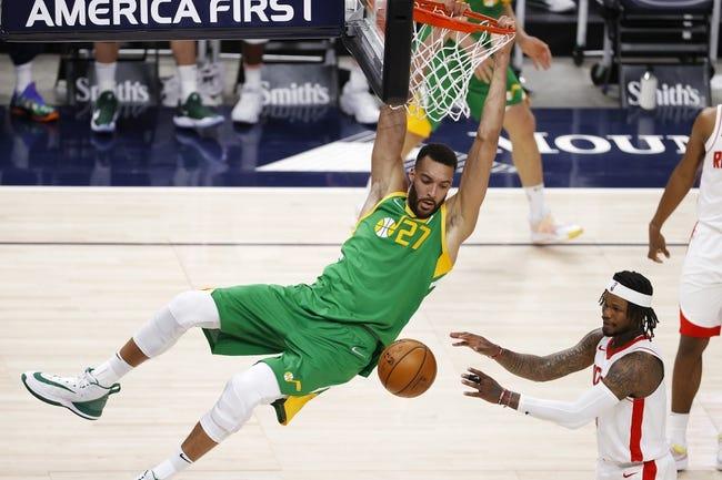 Utah Jazz at Boston Celtics - 3/16/21 NBA Picks and Prediction