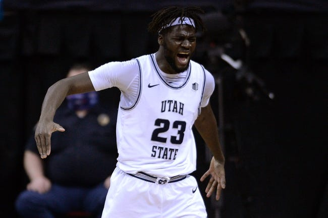 Utah State at Texas Tech: 3/19/21 College Basketball Picks and Prediction