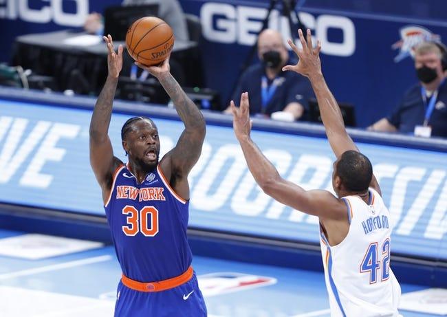 New York Knicks at Brooklyn Nets - 3/15/21 NBA Picks and Prediction