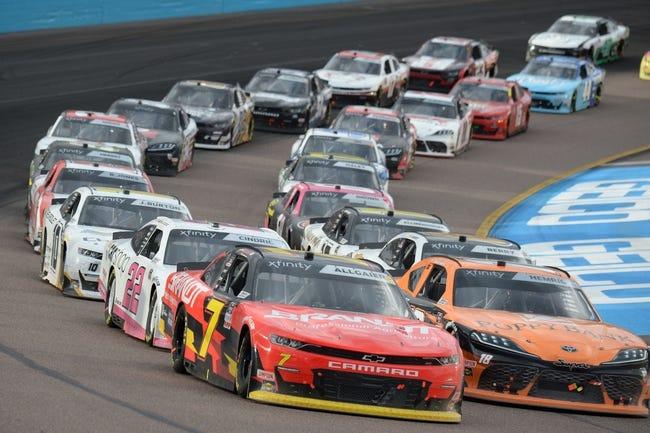 EchoPark 250 NASCAR Xfinity Series Pick # 2