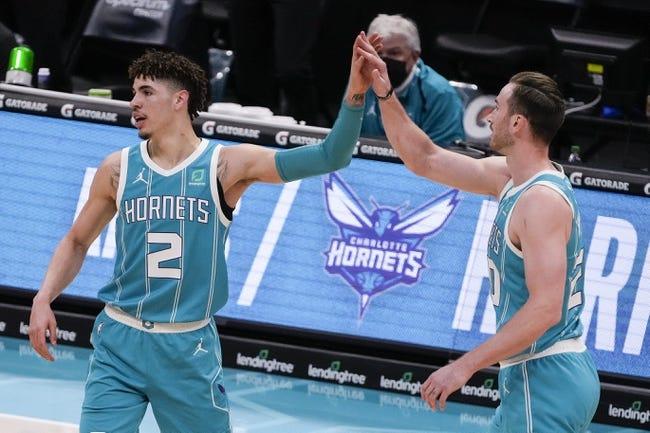 Sacramento Kings at Charlotte Hornets - 3/15/21 NBA Picks and Prediction