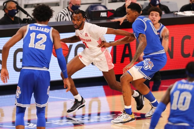 Dayton at Memphis - 3/20/21 College Basketball Picks and Prediction