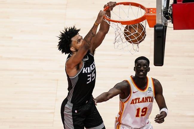 Atlanta Hawks at Sacramento Kings - 3/24/21 NBA Picks and Prediction
