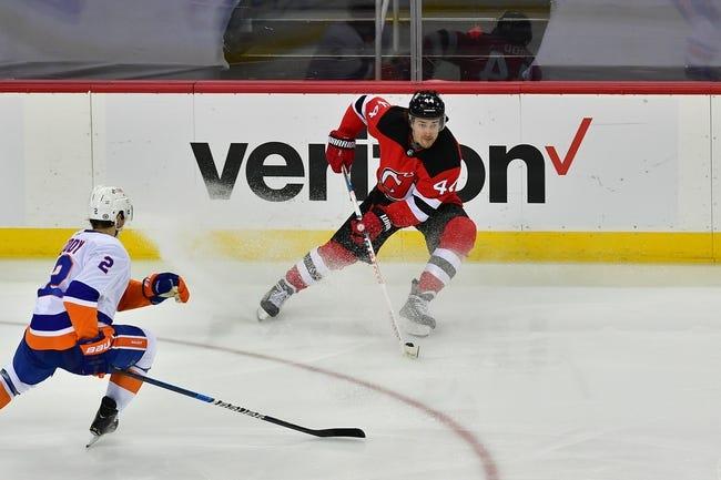 New Jersey Devils vs New York Islanders NHL Picks, Odds, Predictions 3/14/21