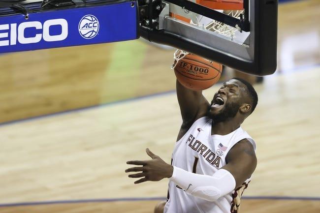UNC Greensboro at Florida State: 3/20/21 NCAA Tournament College Basketball Picks and Predictions