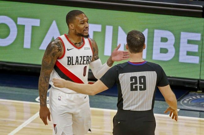 Portland Trail Blazers vs New Orleans Pelicans NBA Picks, Odds, Predictions 3/16/21