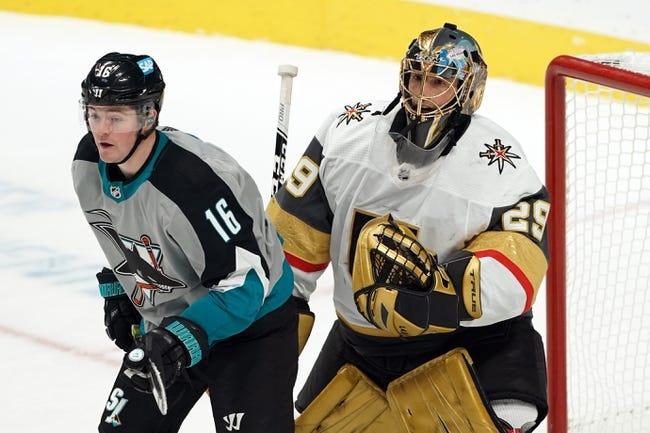 Vegas Golden Knights vs San Jose Sharks NHL Picks, Odds, Predictions 3/15/21