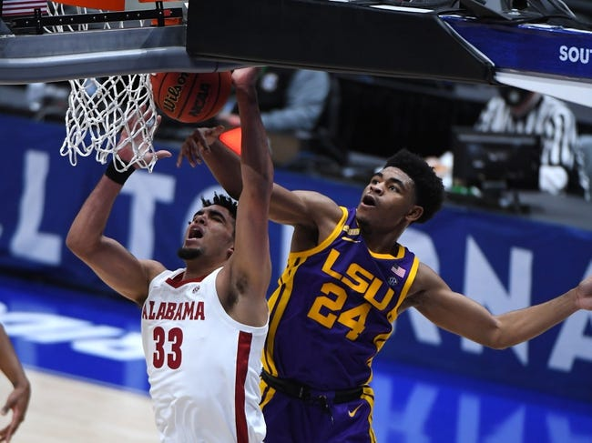St. Bonaventure at LSU: 3/20/21 College Basketball Picks and Prediction