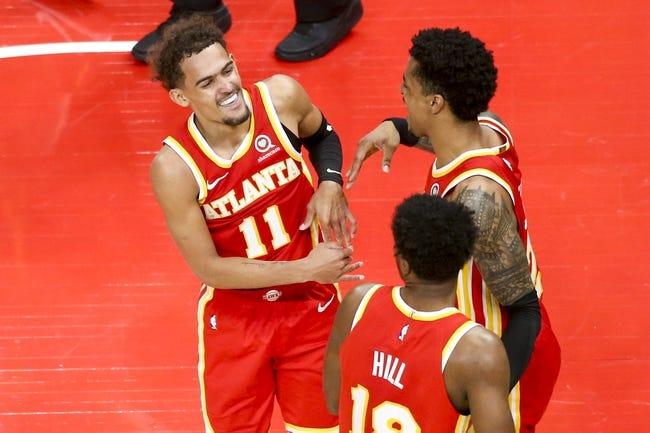 Oklahoma City Thunder at Atlanta Hawks - 3/18/21 NBA Picks and Prediction