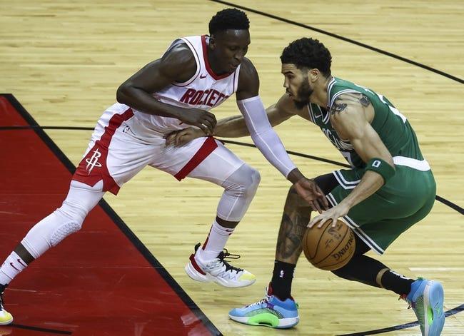Houston Rockets at Boston Celtics - 4/2/21 NBA Picks and Prediction