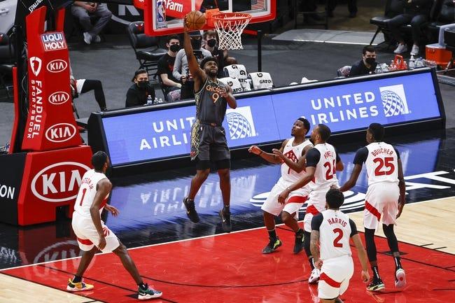 Toronto Raptors vs Chicago Bulls NBA Picks, Odds, Predictions 4/8/21