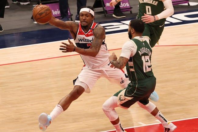 Sacramento Kings at Washington Wizards - 3/17/21 NBA Picks and Prediction