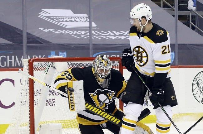 Pittsburgh Penguins vs Boston Bruins NHL Picks, Odds, Predictions 3/16/21