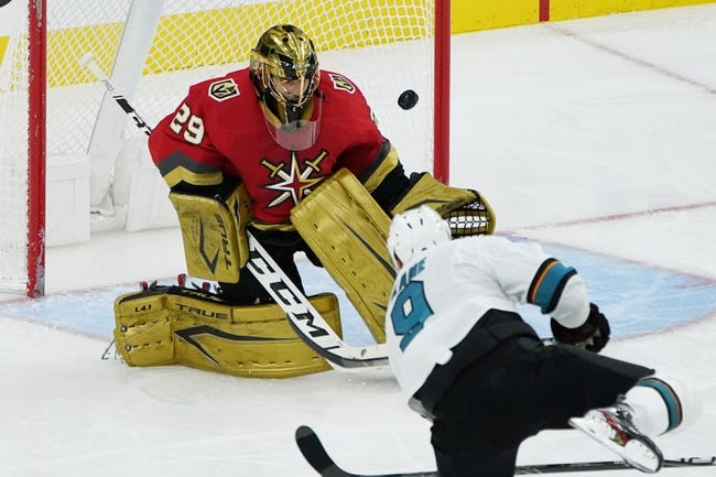 Vegas Golden Knights vs San Jose Sharks NHL Picks, Odds, Predictions 3/17/21