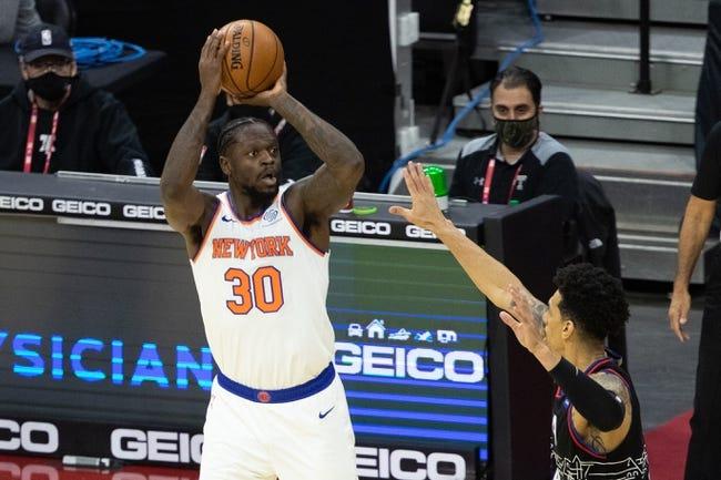Orlando Magic at New York Knicks - 3/18/21 NBA Picks and Prediction