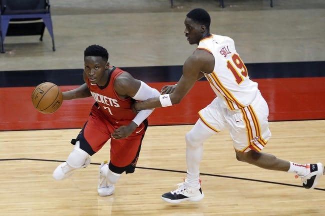 Oklahoma City Thunder at Houston Rockets - 3/21/21 NBA Picks and Prediction