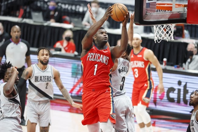 Denver Nuggets at New Orleans Pelicans - 3/26/21 NBA Picks and Prediction