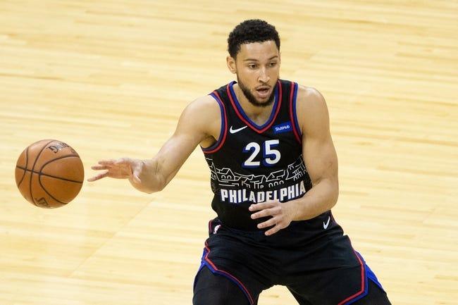 Los Angeles Lakers vs Philadelphia 76ers NBA Picks, Odds, Predictions 3/25/21
