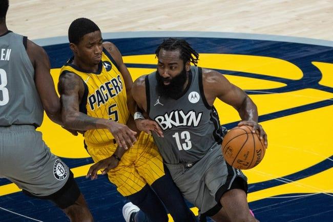 Washington Wizards at Brooklyn Nets - 3/21/21 NBA Picks and Prediction