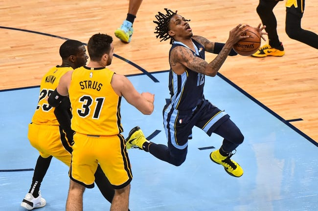 Golden State Warriors at Memphis Grizzlies - 3/20/21 NBA Picks and Prediction