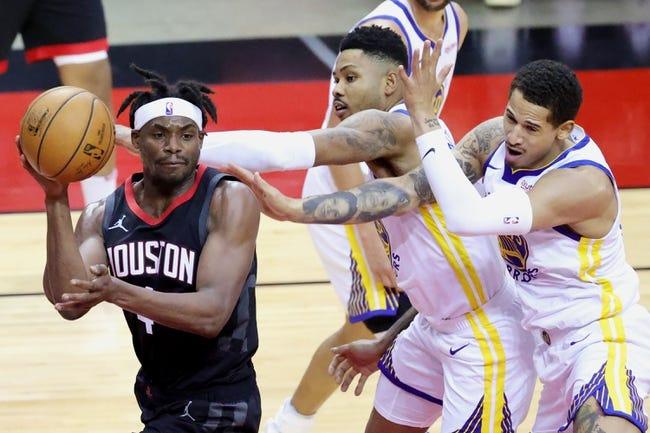 Houston Rockets at Golden State Warriors - 4/10/21 NBA Picks and Prediction