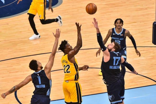 Memphis Grizzlies at Miami Heat - 4/6/21 NBA Picks and Prediction