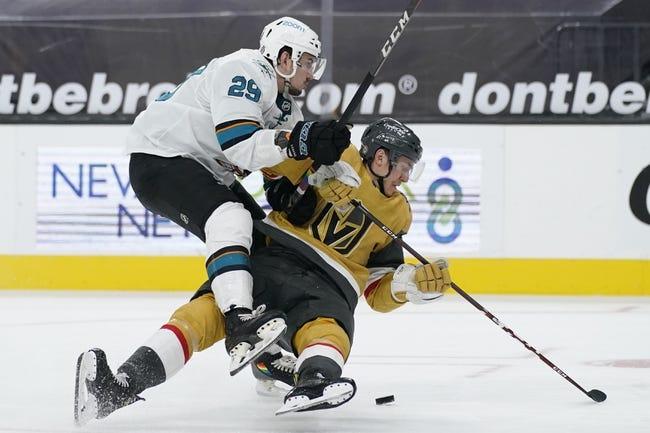 Vegas Golden Knights vs San Jose Sharks NHL Picks, Odds, Predictions 4/19/21