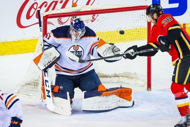 Edmonton Oilers vs Calgary Flames NHL Picks, Odds, Predictions 4/2/21
