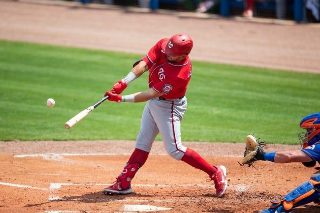 Washington Nationals at St. Louis Cardinals - 4/13/21 MLB Picks and Prediction
