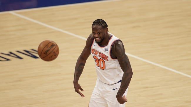 Washington Wizards at New York Knicks - 3/23/21 NBA Picks and Prediction