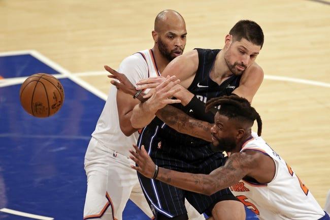 Orlando Magic at Boston Celtics - 3/21/21 NBA Picks and Prediction