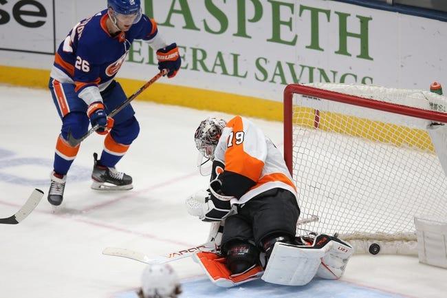 New York Islanders vs Philadelphia Flyers NHL Picks, Odds, Predictions 3/20/21