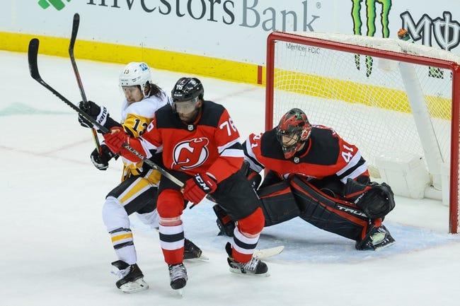 New Jersey Devils vs Pittsburgh Penguins NHL Picks, Odds, Predictions 3/20/21