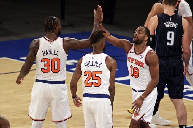 New York Knicks vs Philadelphia 76ers NBA Picks, Odds, Predictions 3/21/21