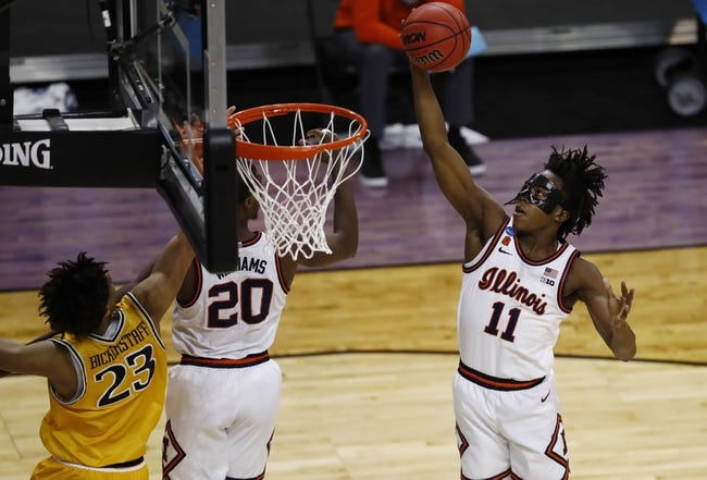 Loyola-Chicago at Illinois: 3/21/21 College Basketball Picks and Prediction