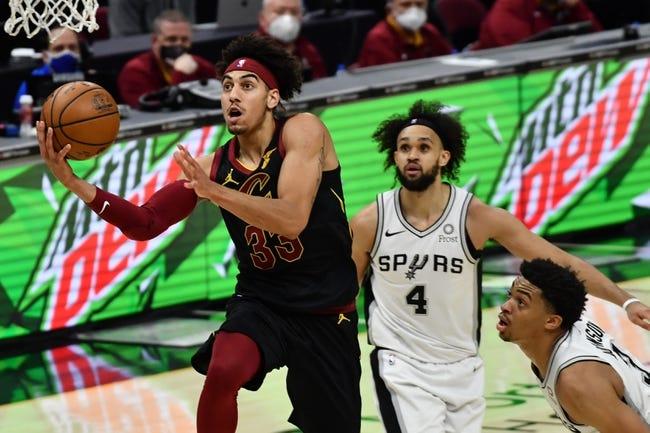 Cleveland Cavaliers at San Antonio Spurs - 4/5/21 NBA Picks and Prediction
