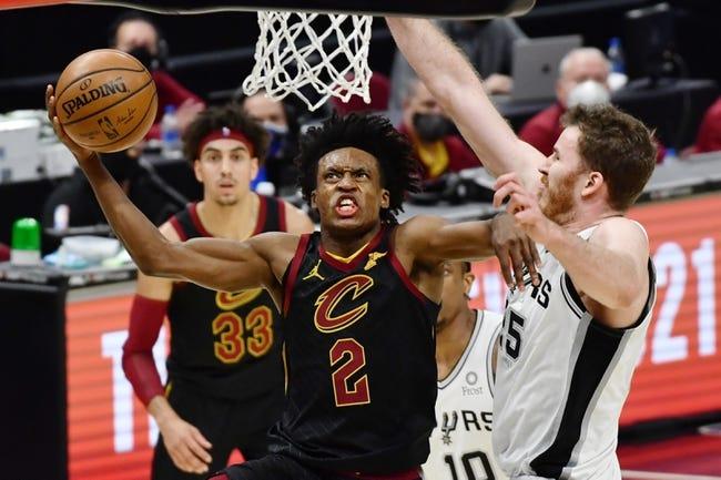 Sacramento Kings at Cleveland Cavaliers - 3/22/21 NBA Picks and Prediction