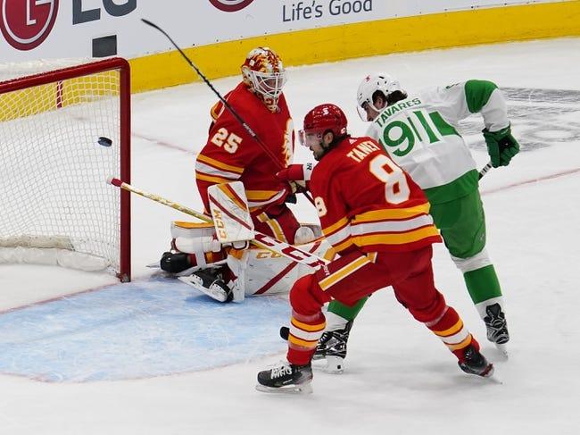Toronto Maple Leafs vs Calgary Flames NHL Picks, Odds, Predictions 3/20/21