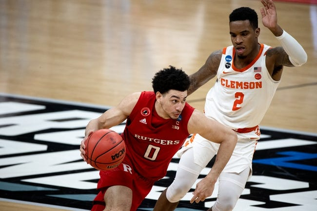 Rutgers at Houston: 3/21/21 NCAA Tournament College Basketball Picks and Predictions