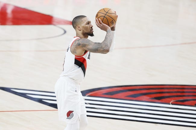 Portland Trail Blazers vs Dallas Mavericks NBA Picks, Odds, Predictions 3/21/21