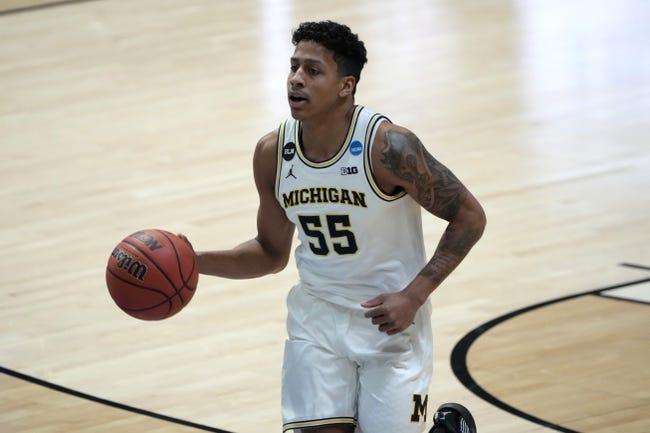 Florida State at Michigan:  3/28/21 NCAA Tournament College Basketball Picks and Predictions